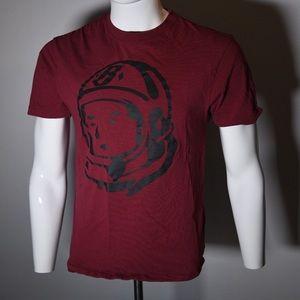 Billionaire boys club Maroon Tshirt